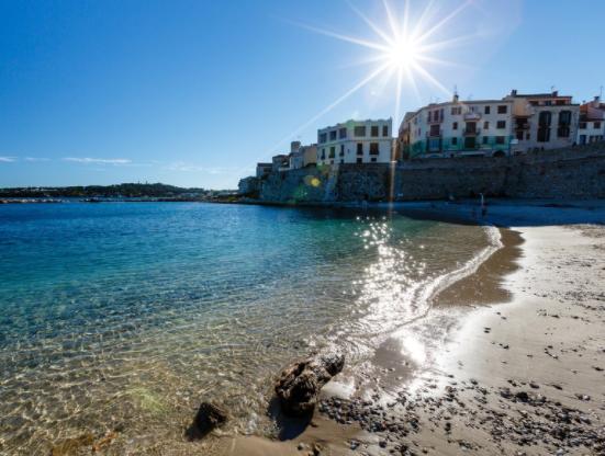 5 самых солнечных мест Франции